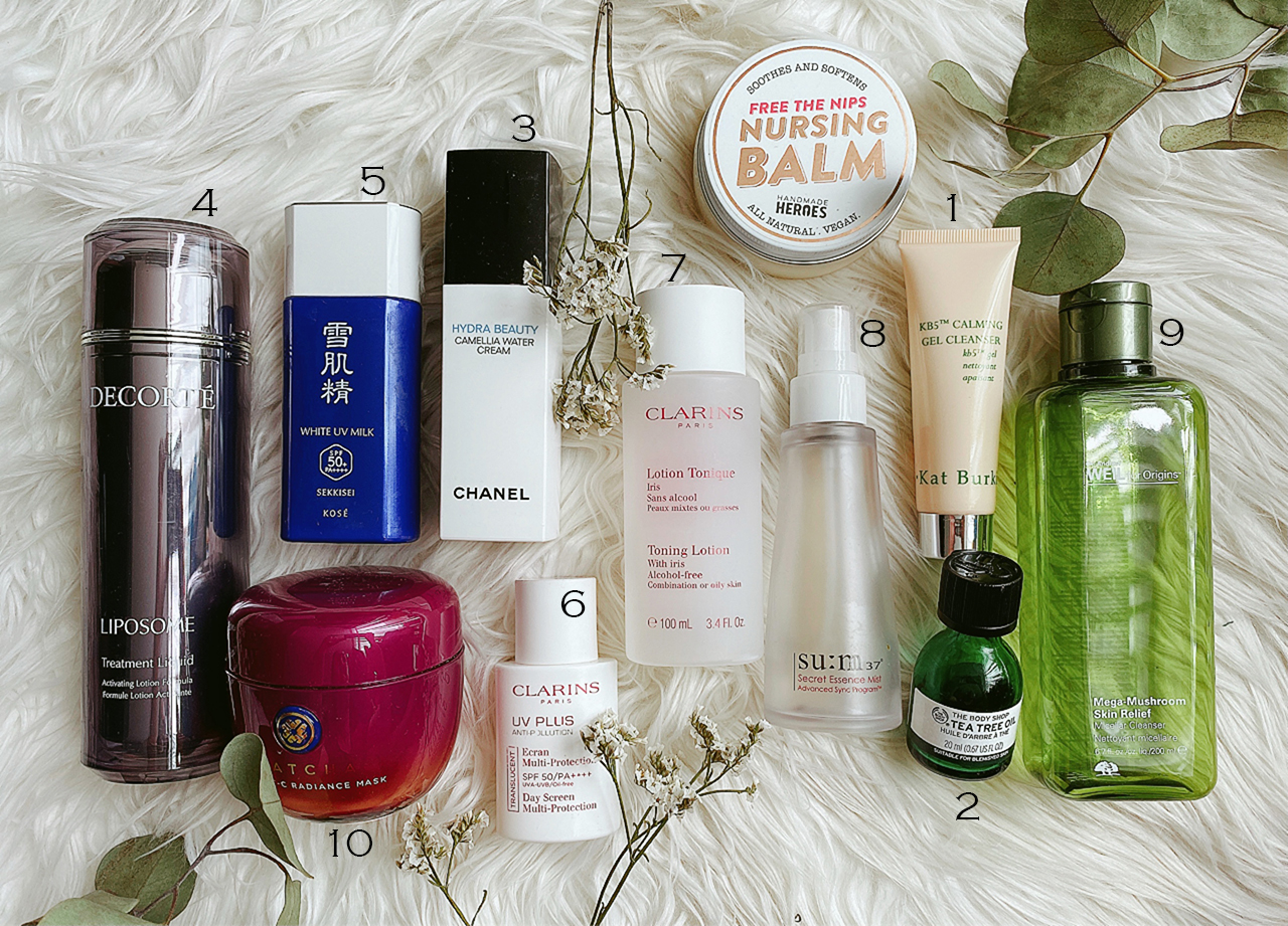 Skincare empties Vol 17