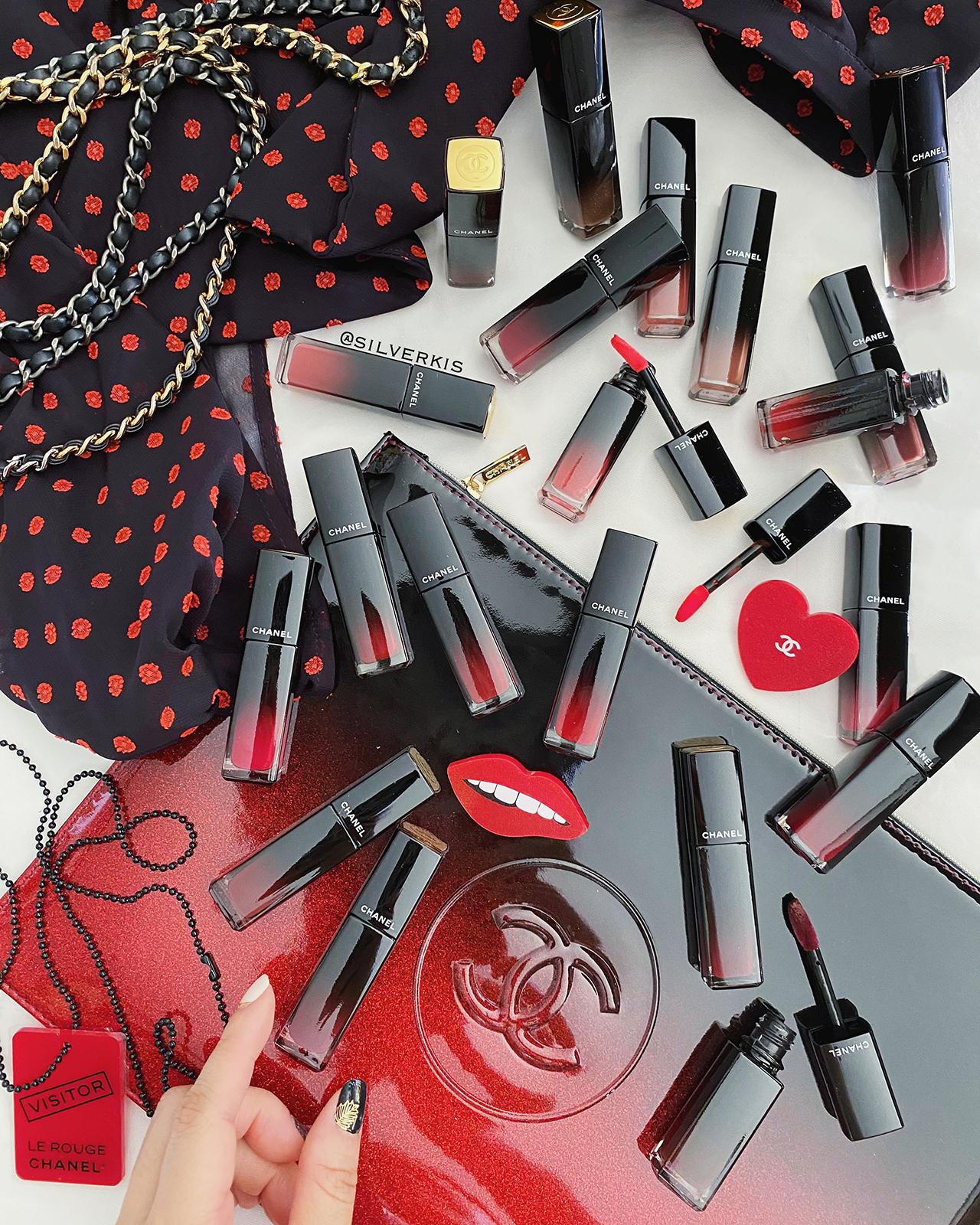 Chanel Rouge Allure Laque