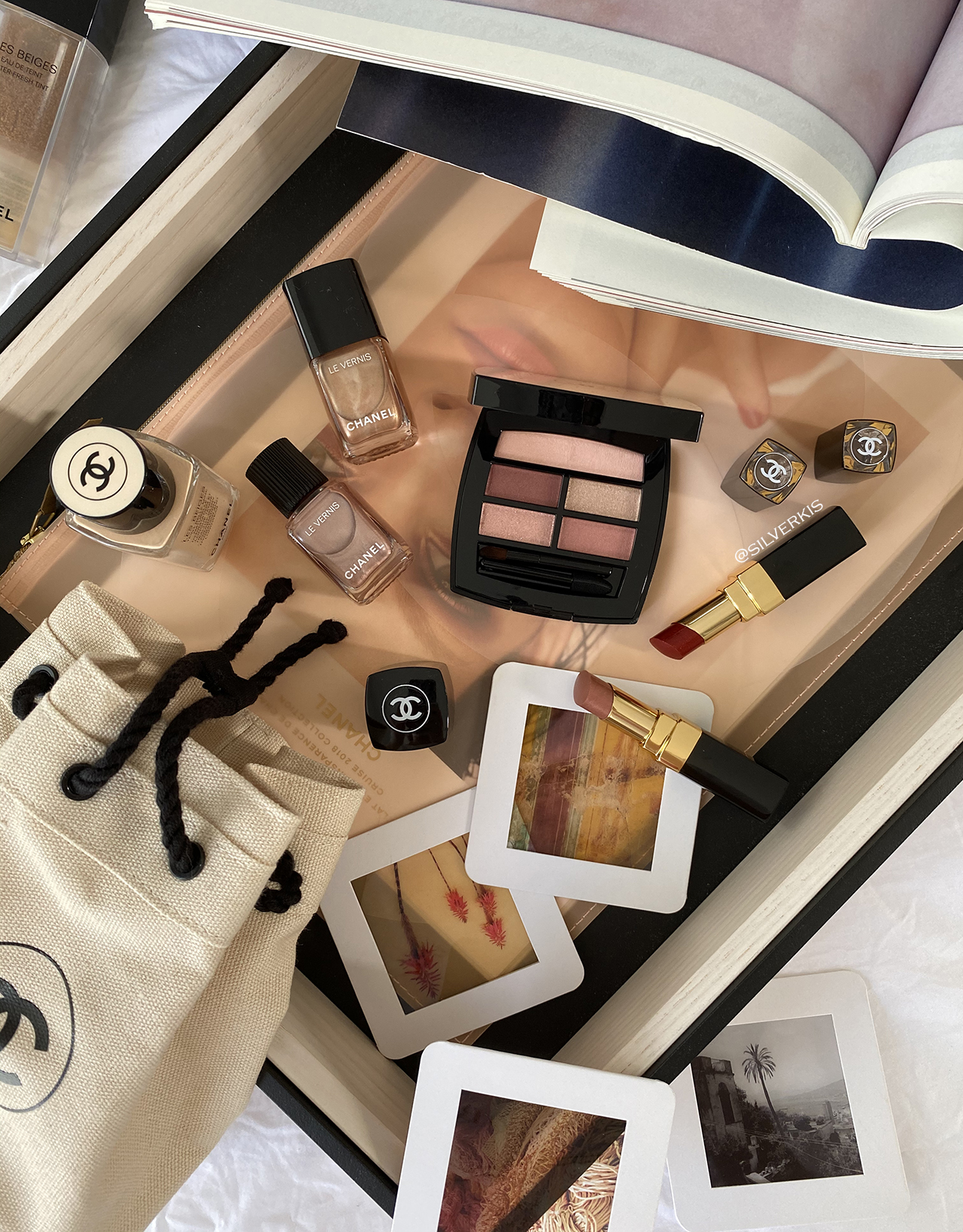 Chanel Summer Light 2021 collection