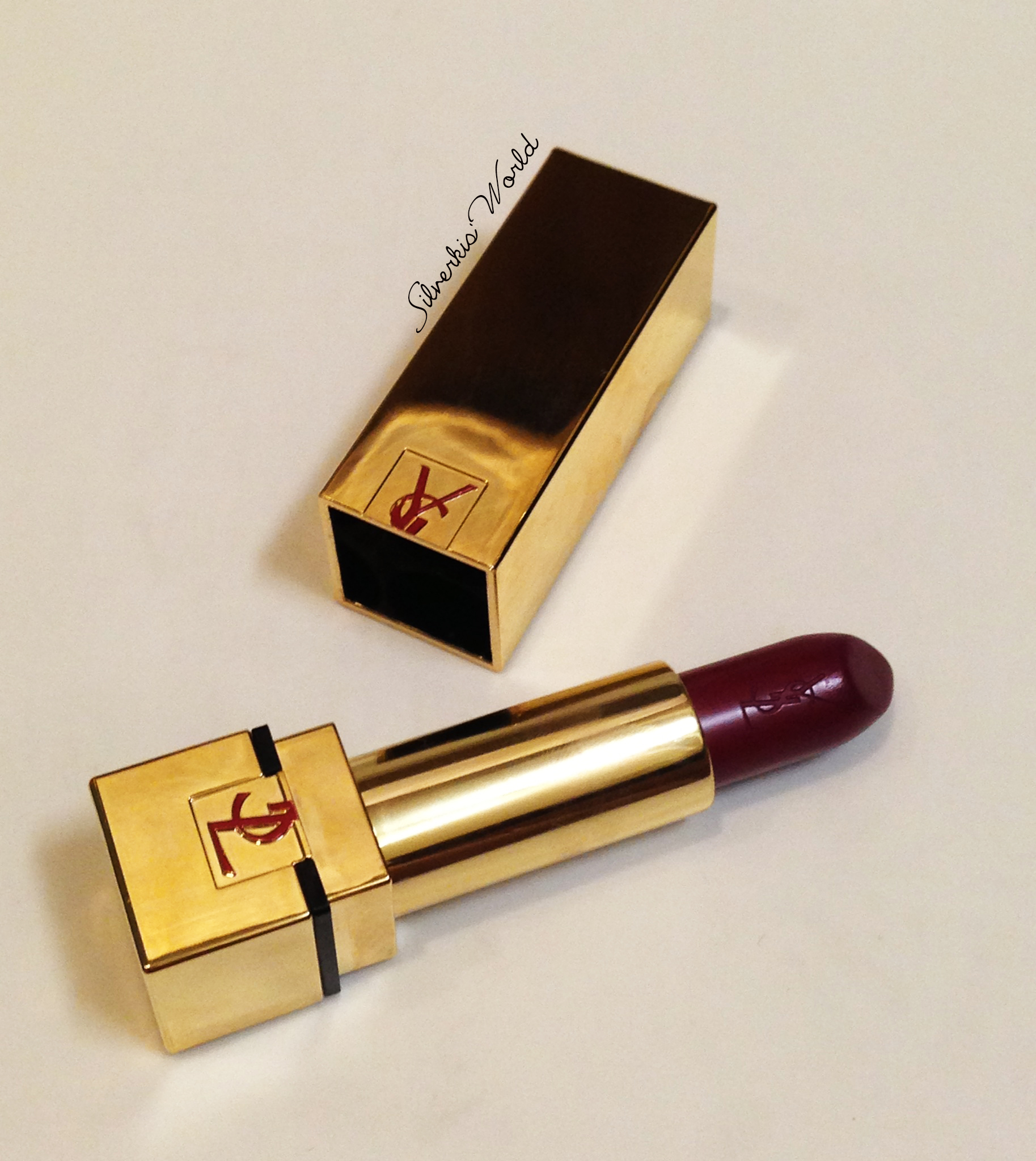 Ysl Rouge Pur Couture Satin Lipstick 92 Rosewood Supreme