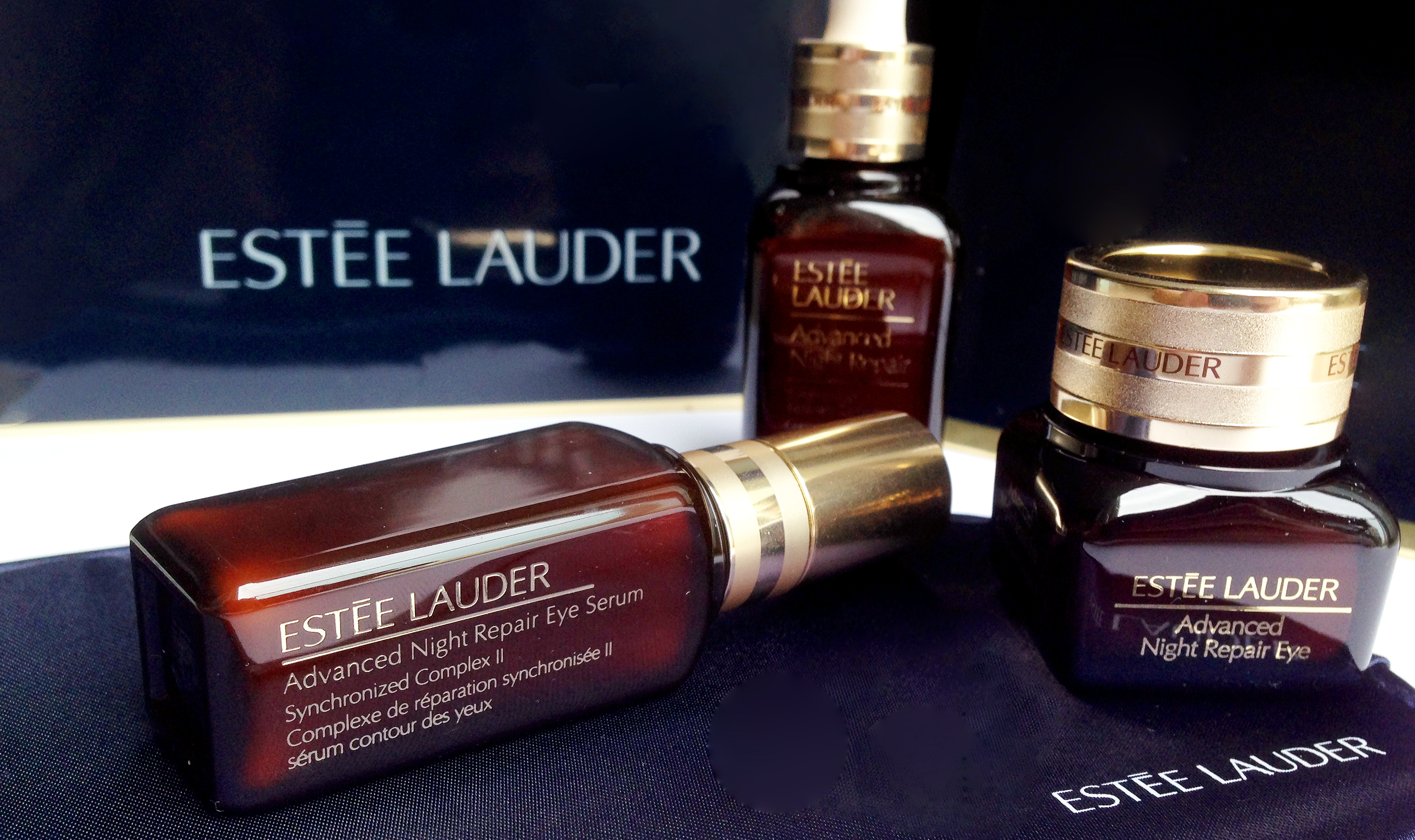 Estee Lauder Advanced Night Repair Ingredients